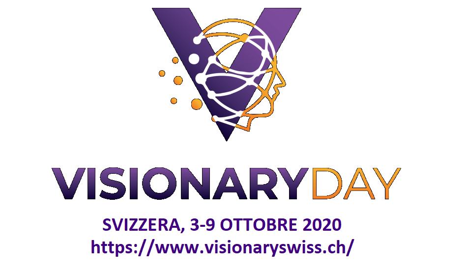 Logo Swiss Visionary Day 3-9 Ottobre 2020