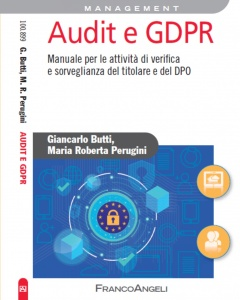 Copertina Audit e GDPR