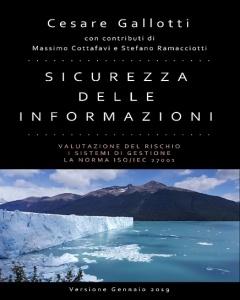 Sicurezza delle Informazioni - Cesare Gallotti